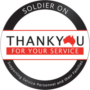 Soldier On - Thank you for your service