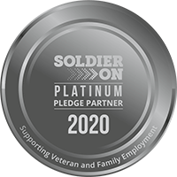 AMWPS is a Soldier On - Platinum Pledge Partner